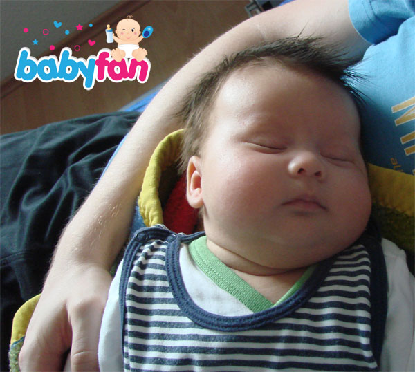 Baby beruhigen