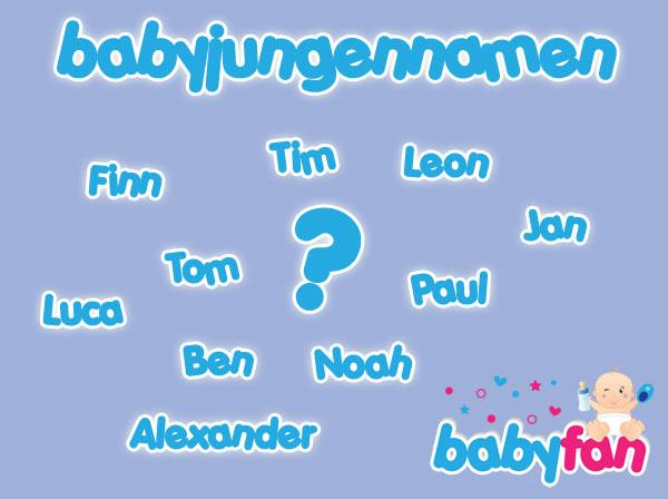 Baby Jungennamen