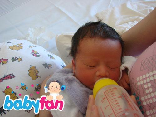 Babykrankheiten