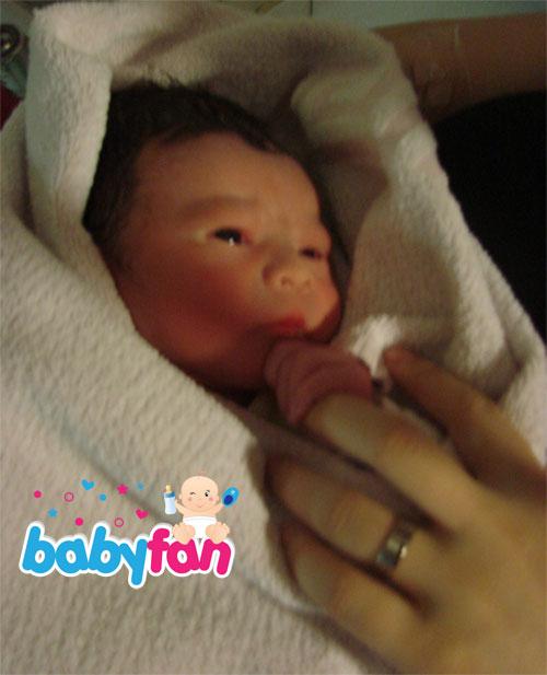 Entwicklung Baby