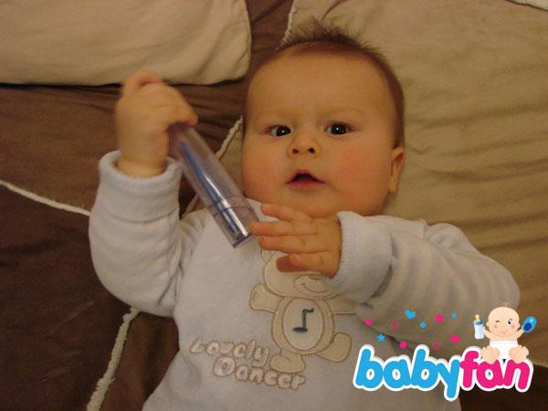 Fieber Baby