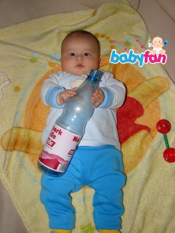Verstopfung Baby