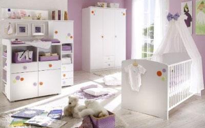 Günstige babyzimmer  Babyzimmer Komplett Set Möbel - Babyzimmer günstig | babyfan.de