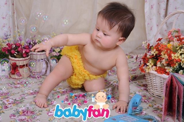 Entwicklung Baby - erster Geburtstag