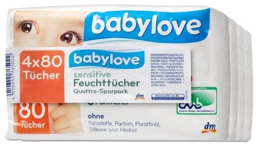 Baby Feuchttücher