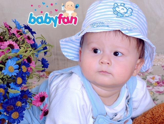 Sonnenhut Baby