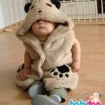Materialien Babykleidung