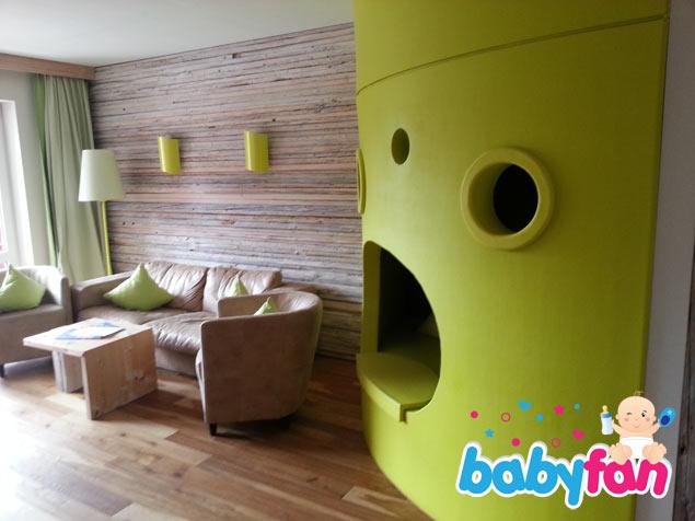 Kinderhotel Oberjoch Zimmer